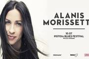 Alanis Morisette al Pistoia Blues