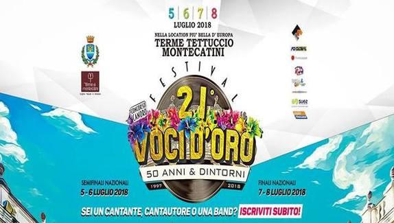 21mo Concorso Canoro a Montecatini