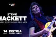 Steve Hackett al Pistoia Blues