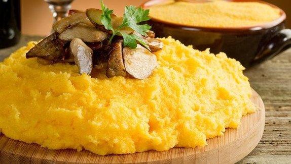 Sagra del Fungo Porcino e polenta
