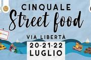 Street food a Cinquale