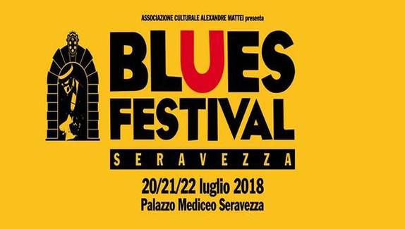 Seravezza Blues Festival 2018