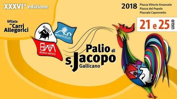 Il Palio di San Jacopo a Gallicano