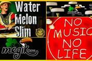 Watermelon Slim a Pistoia