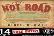 Hot Road live al Roxanne