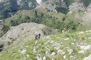 Trekking sulle Alpi Apuane