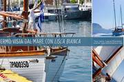 In barca per vedere Palermo dal mare