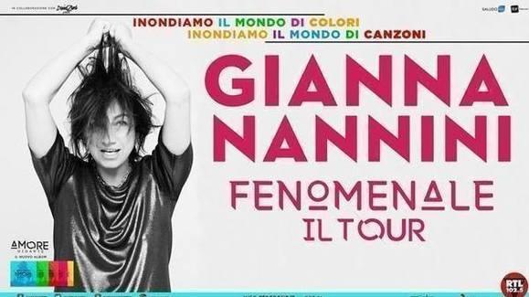 Gianna Nannini live