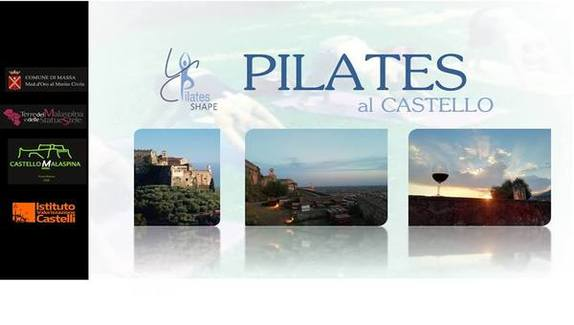 Pilates al castello