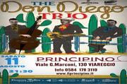 The Don Diego Trio in Concerto a Viareggio