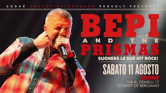 Bepi & The Prismas live.
