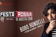 Bobo Rondelli alla festa rossa di Lari
