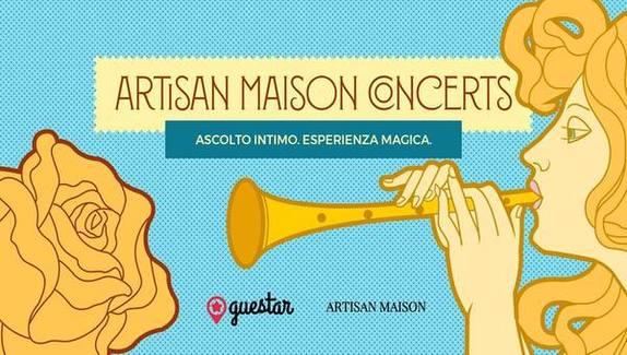 Artisan Maison Concerts