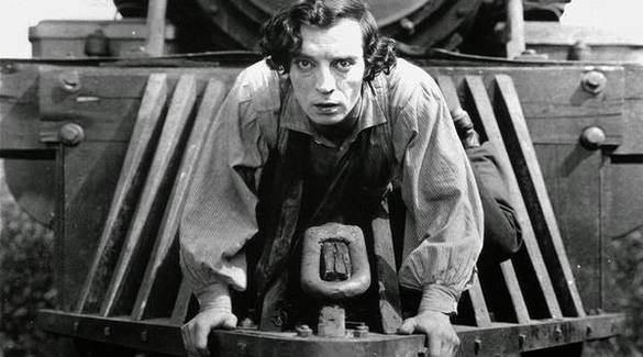 Buster Keaton al cinema.