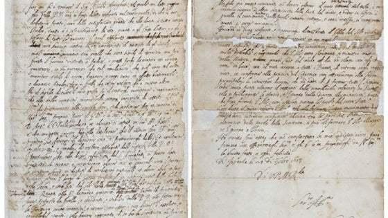 Ritrovata la lettera eretica di Galileo