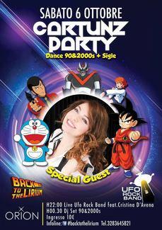 Cristina D'Avena Live - Cartunz Party