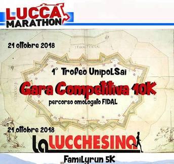 I edizione Trofeo Unipol Sai Assicurazioni e Lucchesina