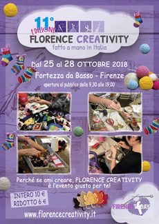 Florence Creativity fatto a mano in Italia