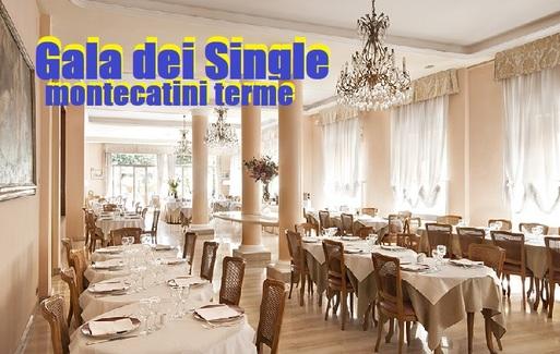 Il gala dei single sabato 19 settembre 2020