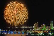 Capodanno Fuochi Artificio e Musica a Miami Beach