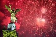 Capodanno 2014 a Città del Messico