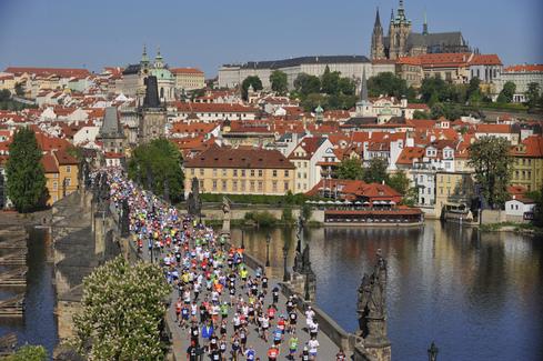 Maratona di Praga 2014